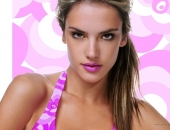 Alessandra Ambrosio - Wallpapers - Picture 304 - 1024x768