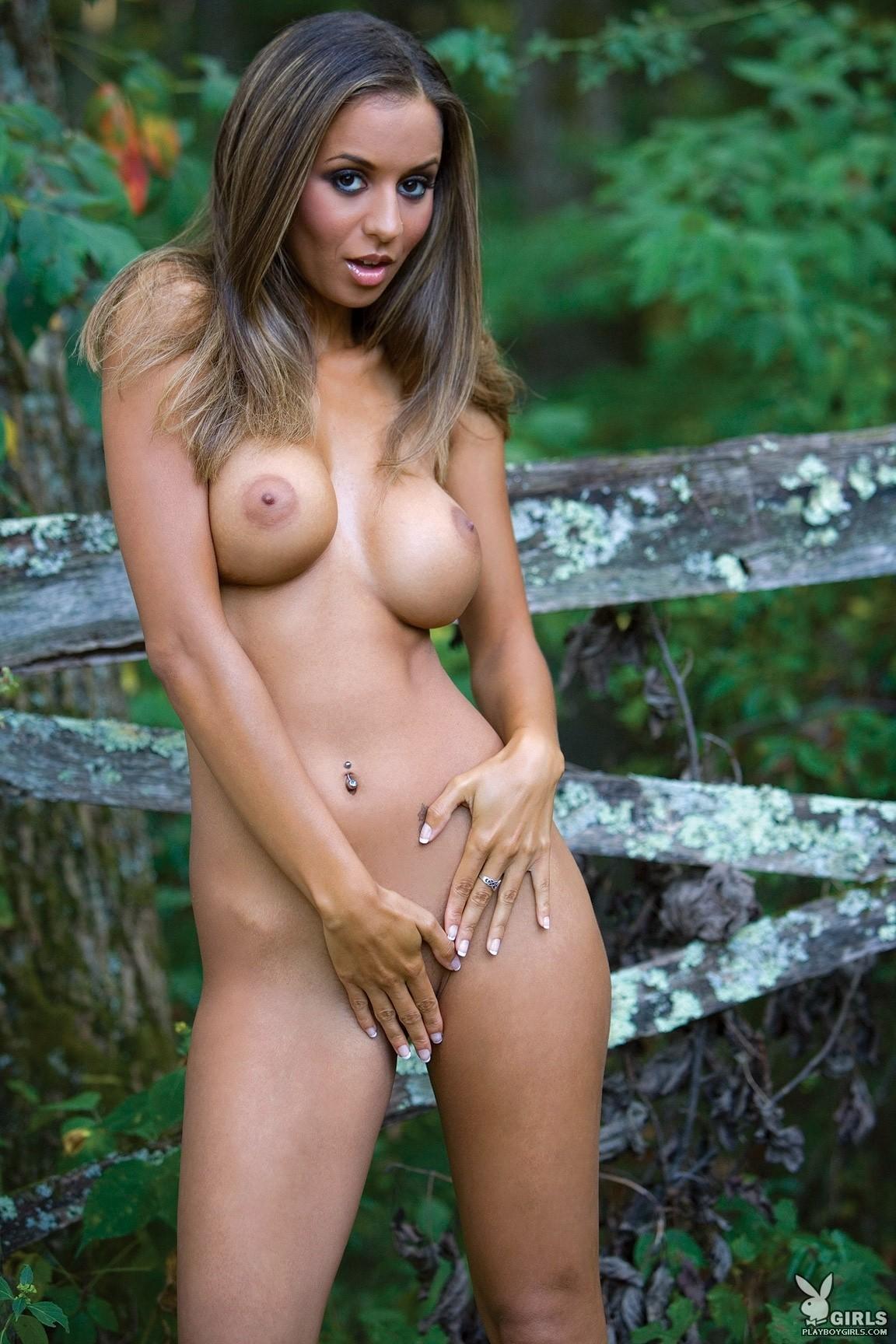 naked indian big tits women