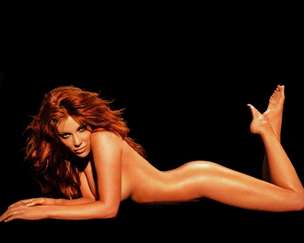 Angelica bridges nude pics