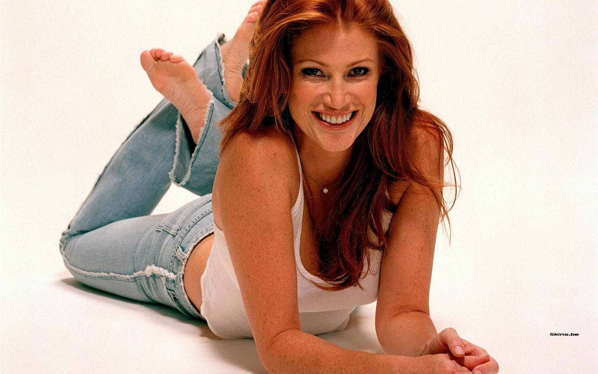 Angie Everhart Playboy angie everhart - aka angela kay everhart, naked in playboy