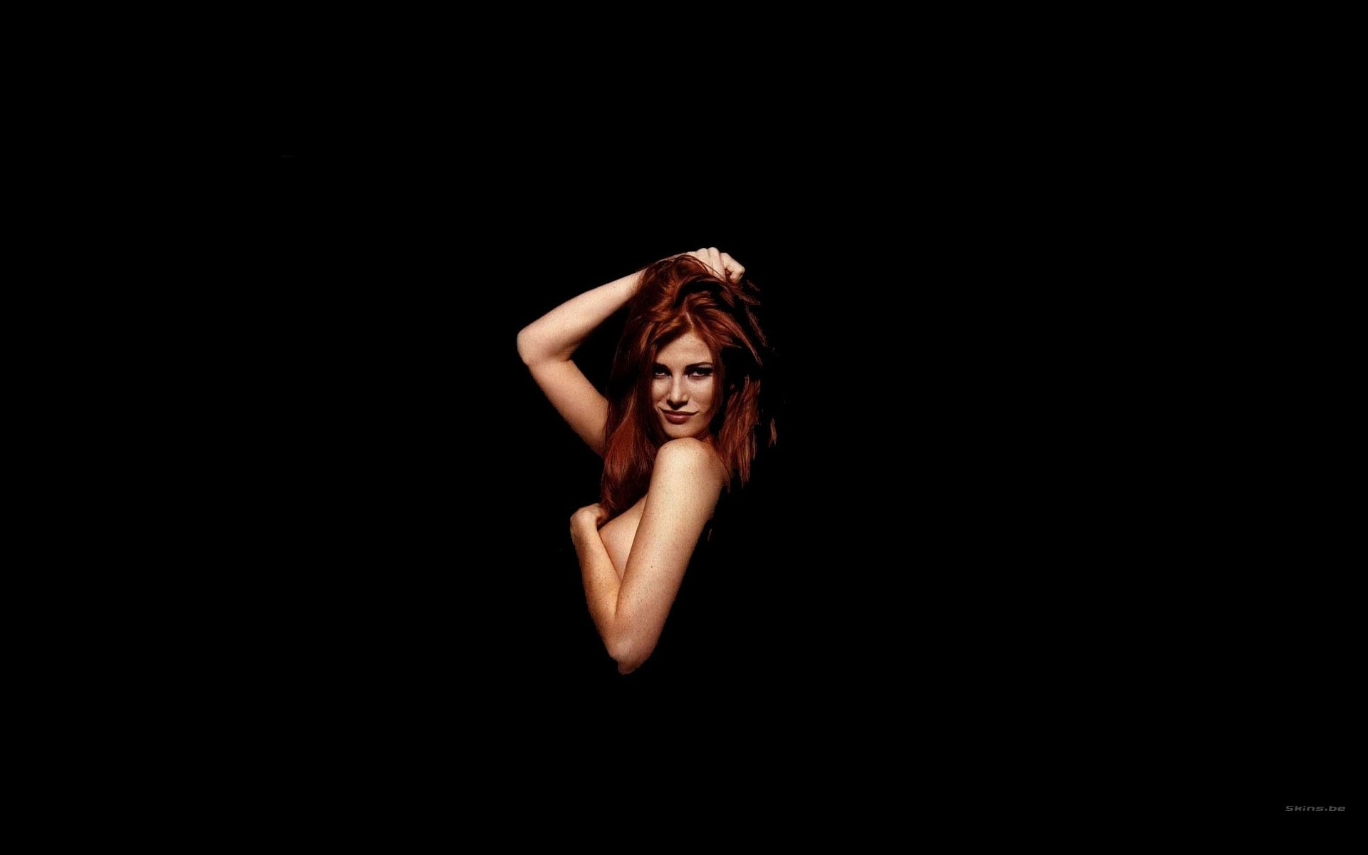 angie everhart - aka angela kay everhart, naked in playboy february