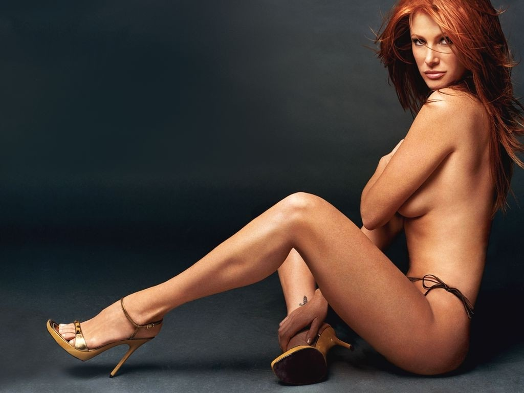 Angie Everhart Naked Pics angie everhart - aka angela kay everhart, naked in playboy
