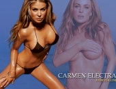 Carmen Electra - Wallpapers - Picture 244 - 1024x768