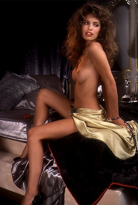 Cherie Witter Born October Is An American Adult Model And