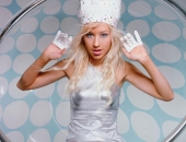 Christina Aguilera - Wallpapers - Picture 26 - 1024x768