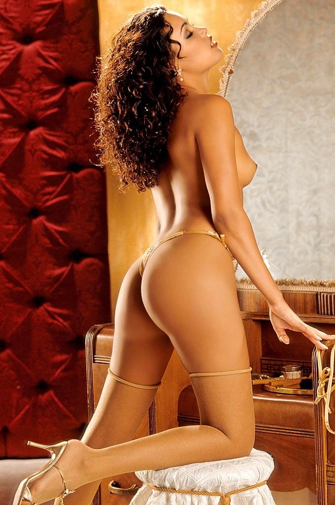 Haitian naked black men