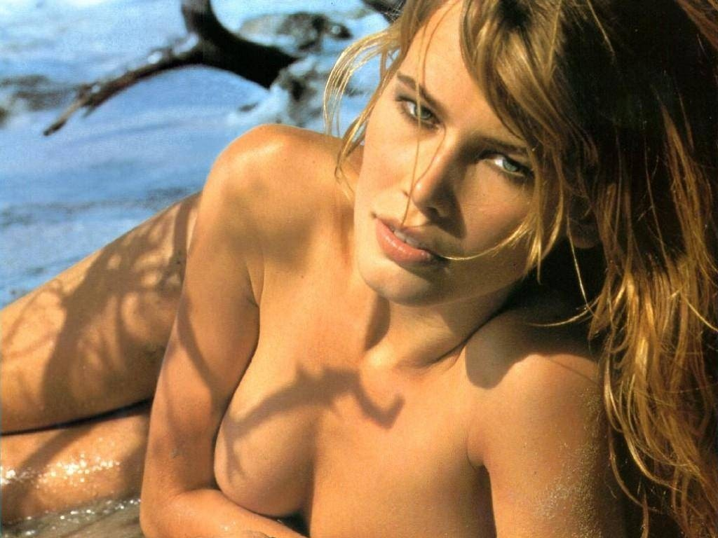 Claudia schiffer Porn video