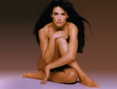 Demi Moore Brunette, Braun Haired Girls