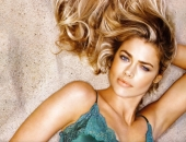 Denise Richards Fair Hair, Almost Blonde