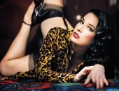 Dita Von Teese Brunette, Braun Haired Girls