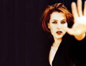Gillian Anderson - Wallpapers - Picture 1 - 1024x768