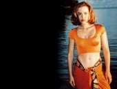Gillian Anderson - Wallpapers - Picture 34 - 1024x768