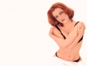 Gillian Anderson - Wallpapers - Picture 40 - 1024x768