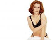 Gillian Anderson - Wallpapers - Picture 24 - 1024x768