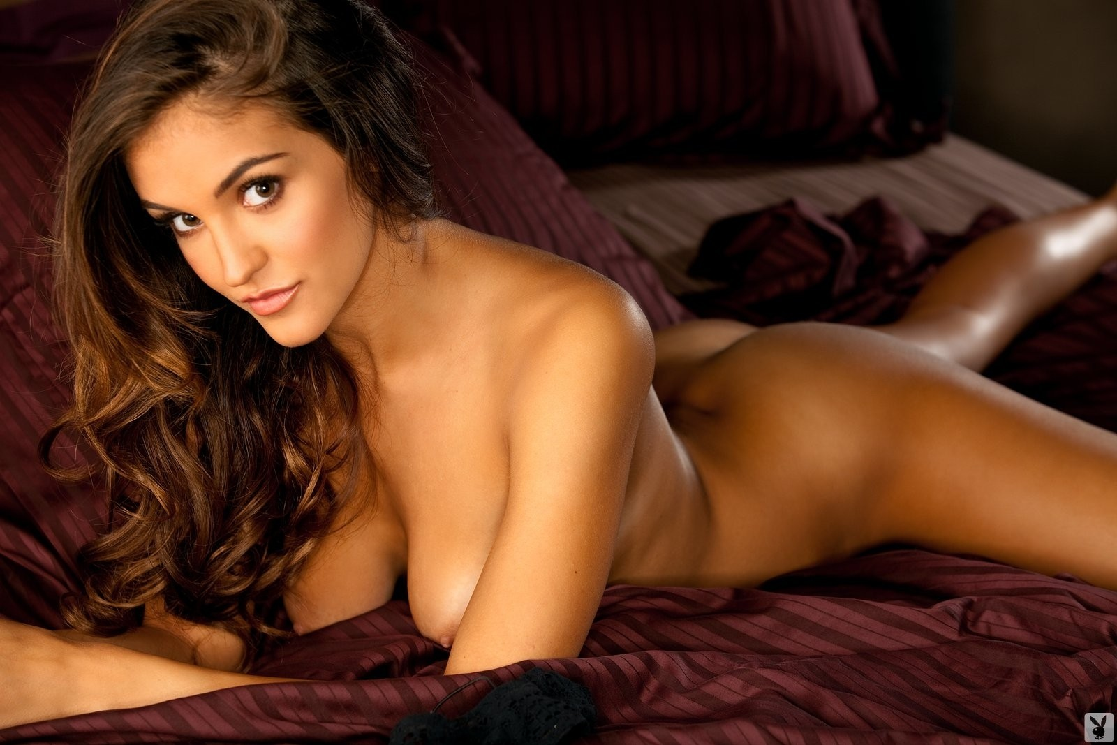 Jaclyn Swedberg - Playboy Playmate Of The Month For April -8614