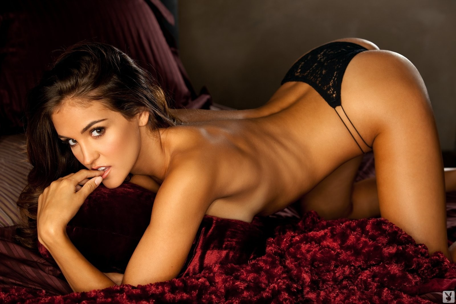 Asian Beauty, Sexy Woman Model Stock Photo