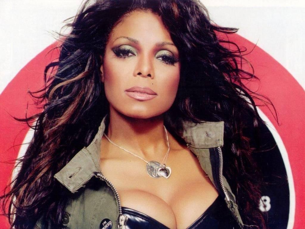 Janet Jackson - aka Janet Damita Jo Jackson, Jackson