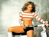 Jennifer Lopez  - Wallpapers - Picture 45 - 1024x768
