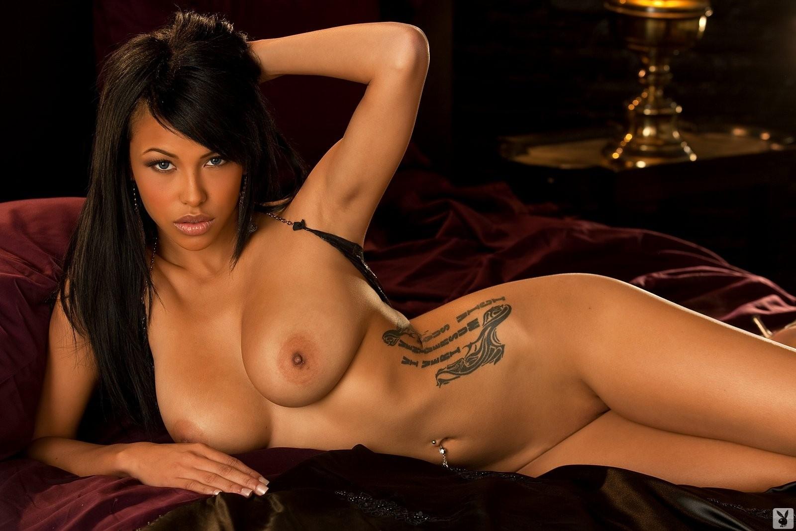 kylie Playboy johnson nude playmate