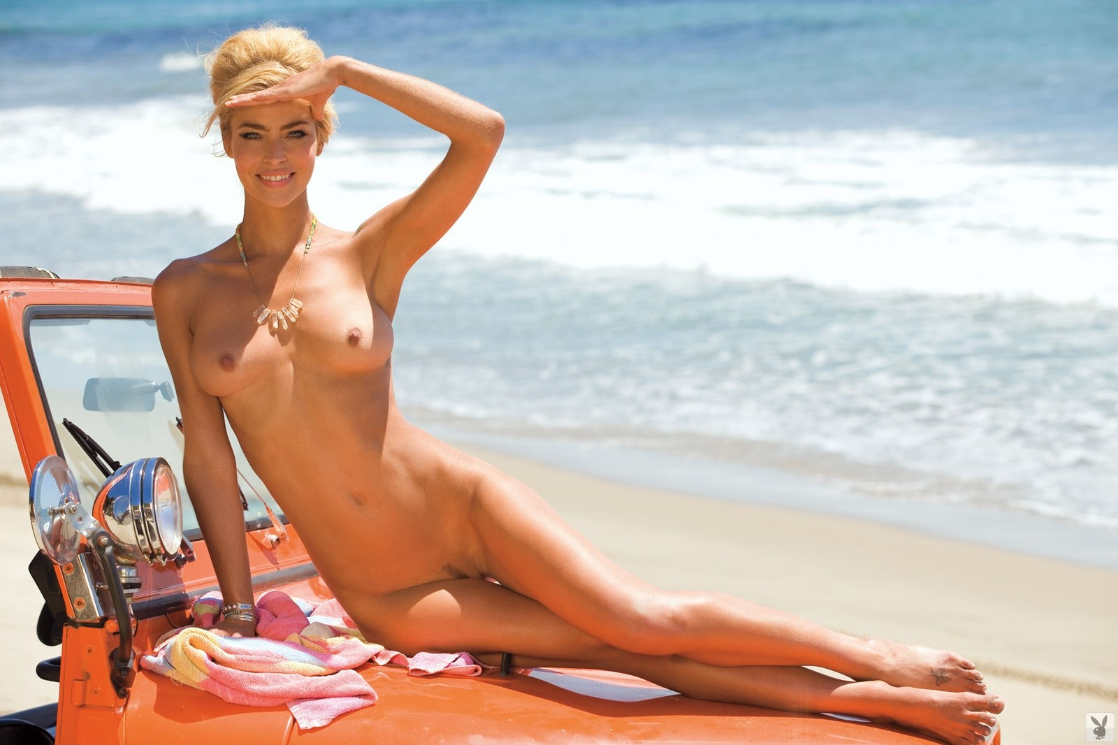 Lisa Seiffert - Playboy Playmate of the Month for March 2012