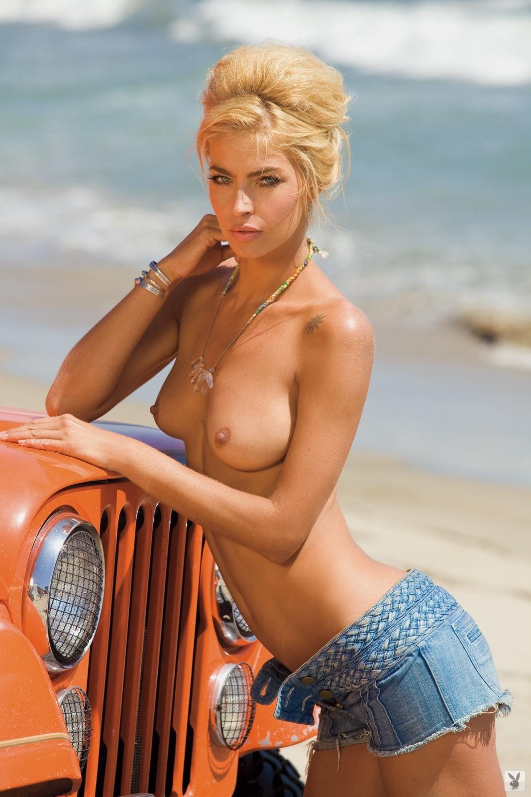 Gorgeous hungarian blonde