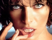 Milla Jovovich Actress, Movie Stars, TV Stars