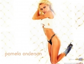 Pamela Anderson - Wallpapers - Picture 165 - 1600x1200
