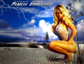 Pamela Anderson - Wallpapers - Picture 163 - 1024x768