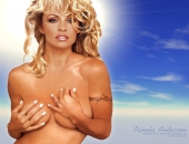 Pamela Anderson - Wallpapers - Picture 1 - 1024x768