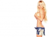 Pamela Anderson - Wallpapers - Picture 95 - 1024x768