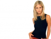 Sarah Michelle Gellar - Wallpapers - Picture 127 - 1024x768