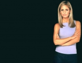 Sarah Michelle Gellar - Wallpapers - Picture 121 - 1024x768