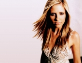 Sarah Michelle Gellar - Wallpapers - Picture 33 - 1024x768