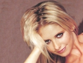 Sarah Michelle Gellar - Wallpapers - Picture 128 - 1024x768