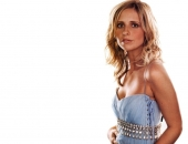 Sarah Michelle Gellar - Wallpapers - Picture 158 - 1024x768