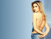 Sarah Michelle Gellar - Wallpapers - Picture 63 - 1024x768