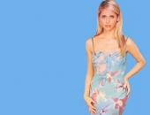 Sarah Michelle Gellar - Wallpapers - Picture 160 - 1024x768