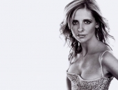 Sarah Michelle Gellar - Wallpapers - Picture 66 - 1024x768