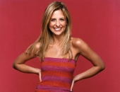 Sarah Michelle Gellar - Wallpapers - Picture 138 - 1024x768