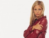 Sarah Michelle Gellar - Wallpapers - Picture 115 - 1024x768