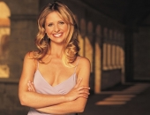 Sarah Michelle Gellar - Wallpapers - Picture 188 - 1024x768