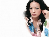 Shu Qi - Wallpapers - Picture 2 - 1024x768