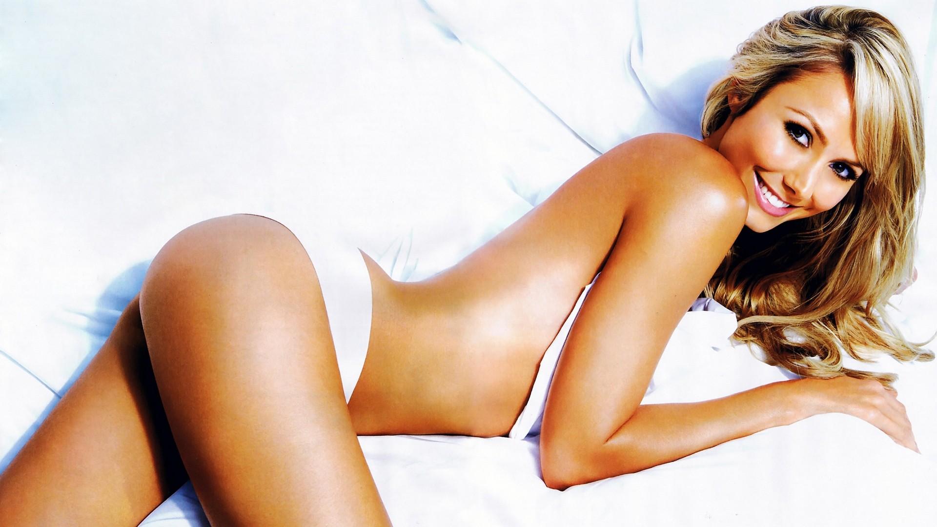 Stacy keibler celebrity naked pics